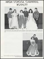 1989 Minco High School Yearbook Page 92 & 93