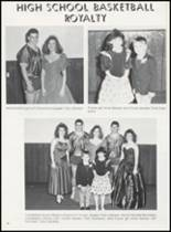 1989 Minco High School Yearbook Page 94 & 95