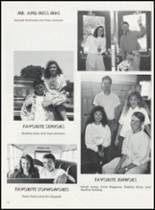 1989 Minco High School Yearbook Page 96 & 97