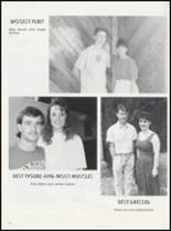 1989 Minco High School Yearbook Page 98 & 99