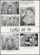1989 Minco High School Yearbook Page 108 & 109