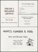 1989 Minco High School Yearbook Page 114 & 115