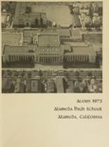 Alameda High School Class of 1973 Reunions - Yearbook Page 4