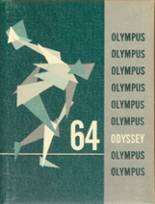 1964 Yearbook Olympus High School
