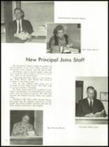 1964 York High School Yearbook Page 16 & 17