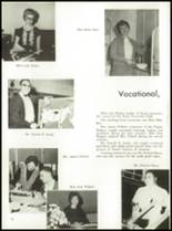 1964 York High School Yearbook Page 20 & 21