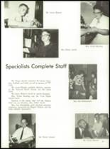 1964 York High School Yearbook Page 22 & 23