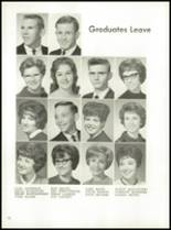 1964 York High School Yearbook Page 32 & 33