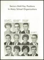 1964 York High School Yearbook Page 34 & 35