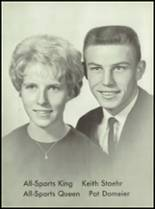 1964 York High School Yearbook Page 36 & 37