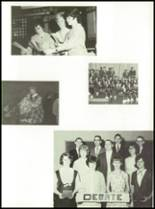 1964 York High School Yearbook Page 50 & 51