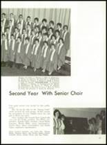 1964 York High School Yearbook Page 58 & 59