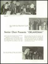 1964 York High School Yearbook Page 60 & 61