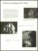 1964 York High School Yearbook Page 70 & 71