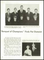 1964 York High School Yearbook Page 72 & 73