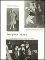 1964 York High School Yearbook Page 76 & 77