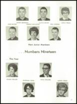 1964 York High School Yearbook Page 80 & 81