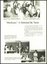 1964 York High School Yearbook Page 84 & 85