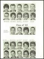 1964 York High School Yearbook Page 94 & 95