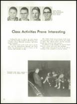 1964 York High School Yearbook Page 96 & 97