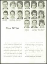 1964 York High School Yearbook Page 100 & 101
