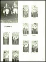 1964 York High School Yearbook Page 110 & 111
