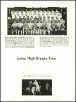 1964 York High School Yearbook Page 114 & 115
