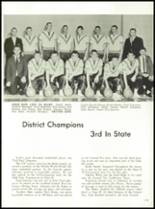 1964 York High School Yearbook Page 116 & 117