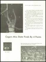 1964 York High School Yearbook Page 120 & 121