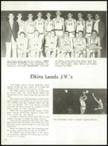 1964 York High School Yearbook Page 122 & 123