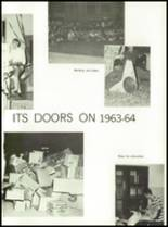 1964 York High School Yearbook Page 132 & 133