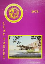 1978 Yearbook Claymont High School