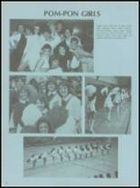 1984 St. Louis High School Yearbook Page 28 & 29