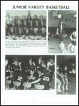 1984 St. Louis High School Yearbook Page 52 & 53