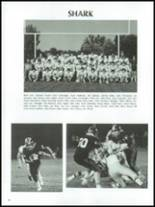 1984 St. Louis High School Yearbook Page 54 & 55