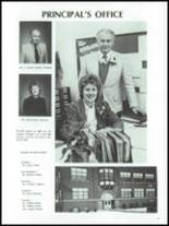 1984 St. Louis High School Yearbook Page 80 & 81
