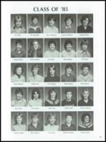 1984 St. Louis High School Yearbook Page 98 & 99
