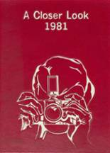 1981 Yearbook Glen Burnie High School