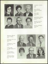 1969 Jay High School Yearbook Page 14 & 15