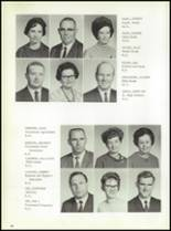 1969 Jay High School Yearbook Page 16 & 17
