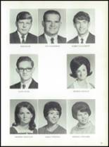 1969 Jay High School Yearbook Page 24 & 25