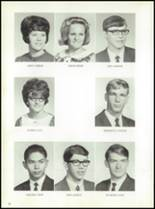 1969 Jay High School Yearbook Page 28 & 29