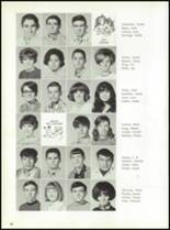 1969 Jay High School Yearbook Page 36 & 37