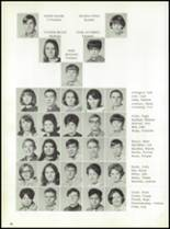 1969 Jay High School Yearbook Page 40 & 41