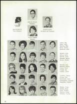 1969 Jay High School Yearbook Page 44 & 45