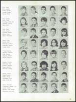 1969 Jay High School Yearbook Page 52 & 53