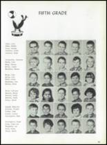 1969 Jay High School Yearbook Page 58 & 59