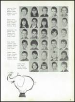 1969 Jay High School Yearbook Page 60 & 61
