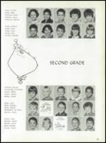 1969 Jay High School Yearbook Page 66 & 67