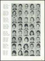 1969 Jay High School Yearbook Page 68 & 69